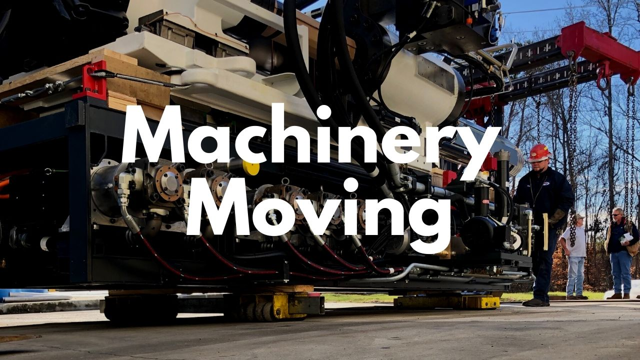 Machinery Moving