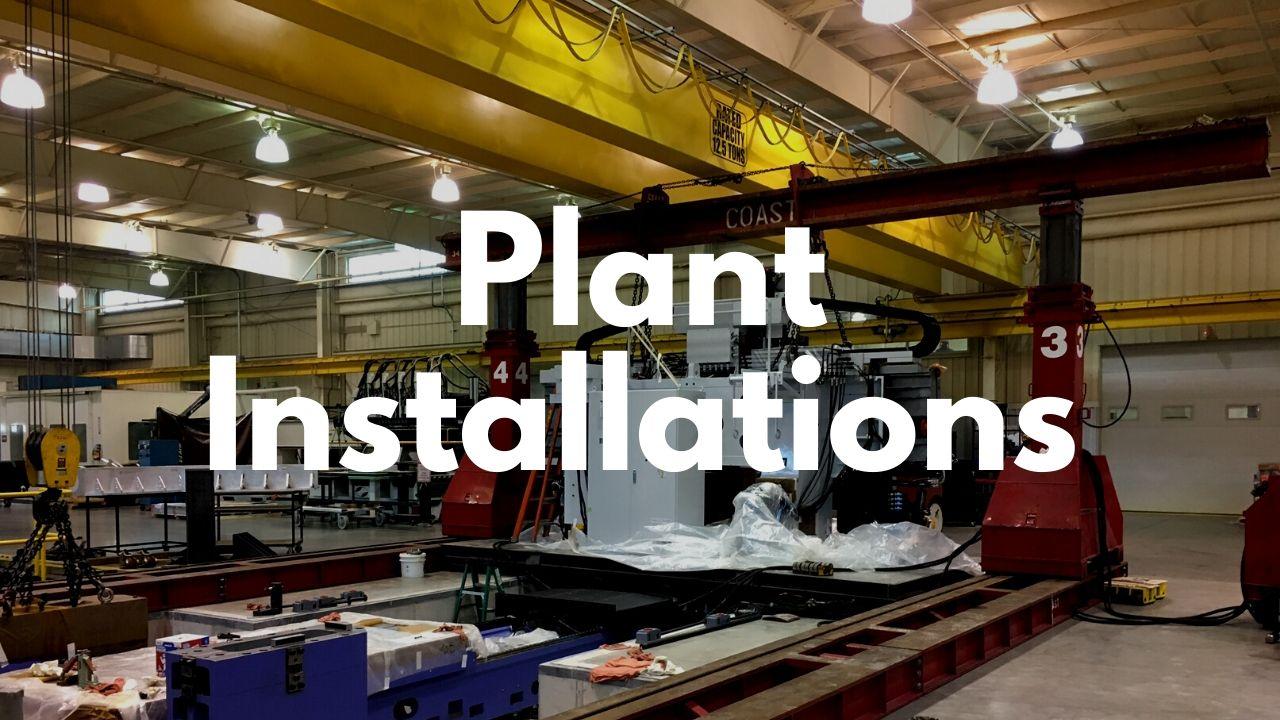 Plant Installations